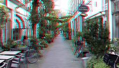 Street Haarlem 3D