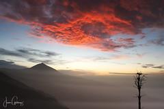 Magestic (gjaviergutierrezb) Tags: clouds volcano teide tenerife canaryislands landscape sunset