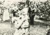 Наташа Рыжова с Надей на руках (Anna Kotlyar) Tags: харьков 1979 шатиловка наташарыжова