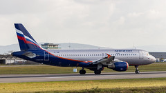 Airbus A320-214 VP-BWF Aeroflot - Russian Airlines (William Musculus) Tags: basel mulhouse airport euroairport bsl eap mlh lfsb a320200