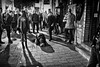 Night life, Novi Sad, Vojvodina, Serbia. (Zlatko Vickovic) Tags: streetstreetphoto streetphotography streetphotographybw streetbw streetphotobw blackandwhite monochrome zlatkovickovic zlatkovickovicphotography novisad serbia vojvodina srbija dyingtimeserbia documentary photojournalism