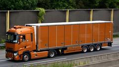 D - Feigenbaum Renault Range T Highsleeper (BonsaiTruck) Tags: feigenbaum renault range highsleeper lkw lastwagen lastzug truck trucks lorry lorries camion camione