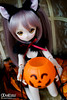 Trick or Treat?! (海兹尔) Tags: mdd dollfiedream ddf dd halloween momo