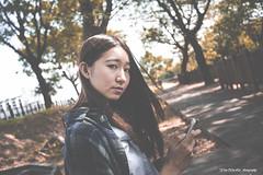 YNL_9047 (彥男爵) Tags: 少女 girl ruins 廢墟 秋 autumn