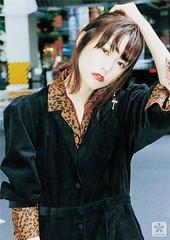 桐谷美玲近期穿搭:帥氣復古的日系風4