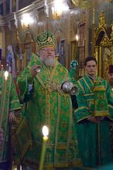Вечерняя молитва накануне именин Правящего архиерея_16_ 02,11,2017