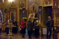 Вечерняя молитва накануне именин Правящего архиерея_11_ 02,11,2017