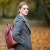 IMG_9981 flckr (Serge Zap) Tags: fall autumn redhead ginger red hair 135mm f2 canon 5dmark2 portrait woman girl outdoors