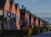 Houses in Höganäs (frankmh) Tags: building hourse architecture höganäs skåne sweden outdoor
