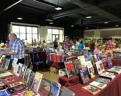 007 Books and Information (saschmitz_earthlink_net) Tags: 2017 california los angeles county arcadia losangelescountyarboretumandbotanicgarden cssa cactusandsucculentsocietyofamerica cactus show