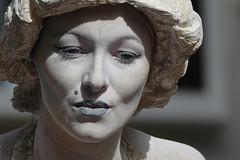 Living Statue (Gerard Stolk (vers la Toussaint)) Tags: arnhem livingstatue