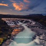 Brúarfoss Waterfall & Iceland thumbnail