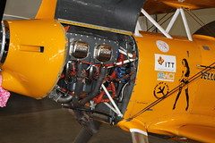"Pitts S-1 ""Yellow Fever"" N767JW #17 (2wiice) Tags: pittss1 pitts s1 yellowfever n767jw 17"