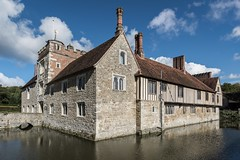 The other side (James Waghorn) Tags: sigma1020f456 autumn d7100 water reflections clouds kent bridge ighthammote historic england nationaltrust nikon