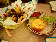 Chips and Spicy (marcocarag) Tags: restaurant food newmexico santafe
