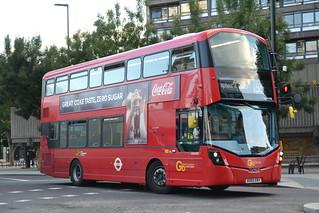 Go-Ahead London General WHV98 BD65EWV