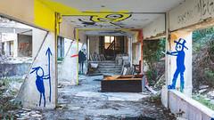 Kupari-Graffiti-2016-DSC_9164 (fjakone) Tags: abandon croatia graffiti grafiti hrvatska kupari war dubrovačkoneretvanskažupanij dubrovačkoneretvanskažupanija hr