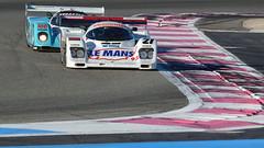 PORSCHE 962C 1990 (962-155) (Y7Photograφ) Tags: castellet paul ricard httt 10000 tours nikon racing motorsport endurance