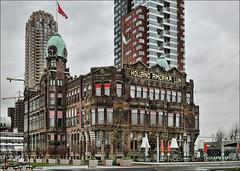 Роттердам, Голландия, Отель Нью-Йорк (zzuka) Tags: rotterdam netherlands роттердам голландия
