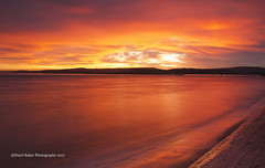 Sunset Exmouth (Daryl 1988) Tags: nikon nikond2xs landscape landscapephotography seascape colours longexposure leefilters uk england sunset devon waterscape water exmouth beautiful reflections sky skyscape seaside evening sundown autumn