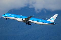 CYVR - KLM B787-9 Dreamliner PH-BHC (CKwok Photography) Tags: yvr cyvr klm b787 dreamliner phbhc