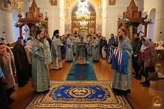 023. Покров Божией Матери в Лавре 14.10.2017