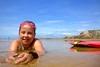 submerged (kevinandmclean) Tags: sea beach quiberon brittany france boogieboard