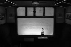 Year 3 (Nogatron) Tags: hogwarts express train window blackandwhite monochrome canon eos1100d harrypotter
