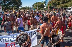 _DSC9531 (Radis Comunicação e Saúde) Tags: 13ª edição do acampamento terra livre atl movimento dos povos indígenas nenhum direito menos revista radis 166 comunicação e saúde