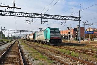 E483.005 RTC MRV 50609-50610 Fossano - Verona P. Vescovo