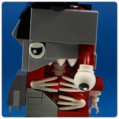 01 (manufacturajarema@wp.pl) Tags: lego zombie brickheadz brain