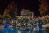 ali ibn hamzeh holly shrine, shiraz, iran (Tina Grdić) Tags: iran aliibnhamzehhollyshrine shrine middle east shiraz islam religion dome nightscape religious minarets water sonyalpha7ii minolta1735f28 travel persia ايران perisa muslim islamic trees reflection colors mosque