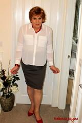 Out with the old (rebeccajaynegrey) Tags: crossdresser transvestite transgender crossdress cd tgirl tg crossdressing