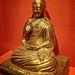 The Sixth Panchen Lama Qing dynasty China reign of the Qianlong emperor 1780 CE Gilt Bronze