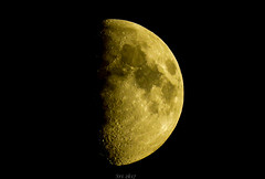 Close-up shot of Moon !!! (vomm_aviationpictures) Tags: lunar macro moon astro sky night ultra zoom nikon coolpix p900 ps pointshoot