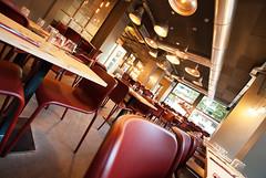 _DSC2129 (fdpdesign) Tags: pizzamaria pizzeria genova viacecchi foce italia italy design nikon d800 d200 furniture shopdesign industrial lampade arredo arredamento legno ferro abete tavoli sedie locali