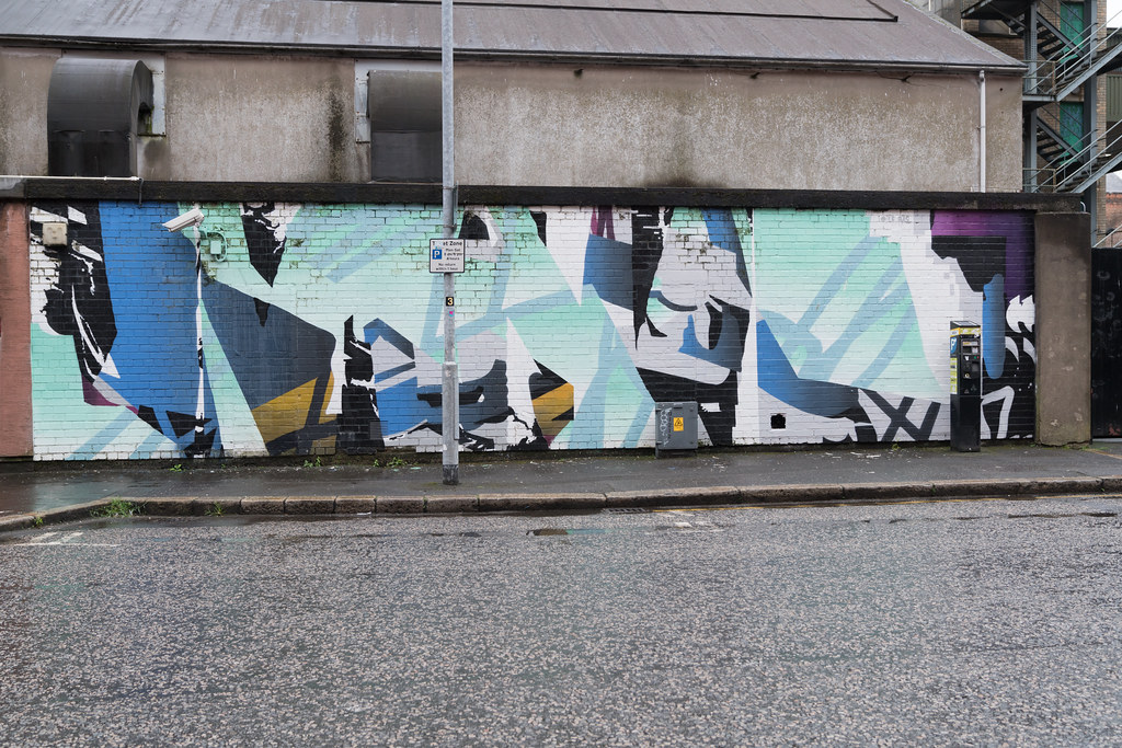 EXAMPLES OF URBAN CULTURE IN BELFAST [STREET ART AND GRAFFITI]-132917
