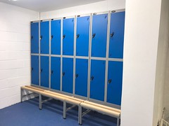Secure Lockers & Bench Seating-1