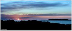 """ Sunrise One June Morning "" ("" P@tH Im@ges "") Tags: sunrise topmarkstoclaudia sea fence picasa3"