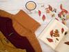 44/52. Colores cálidos (Cristina Ovede) Tags: otoño autumn colorescálidos hojas libro book stilllife stilllifephotography olympus mirrorless leaves