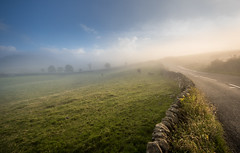 (Ian McClure) Tags: pentax ayrshire scotland fog