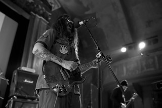 Brant Bjork, Low Desert Punk Band, Sean Wheeler @ UT Connewitz, Leipzig, 02.10.2017