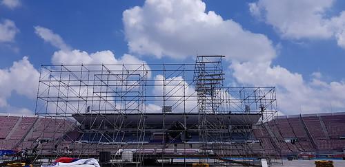 Cancha Principal Estadio Nacional
