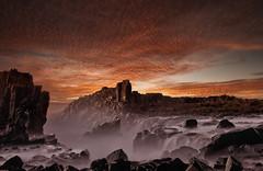 Hells Bells (EmeraldImaging) Tags: bombo kiama wollongong water sky sunrise sunset sydney nsw seascape landscape flow waterfall waterfalls sea ocean australia australianlandscape