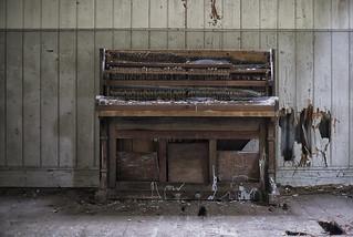 Miners Piano