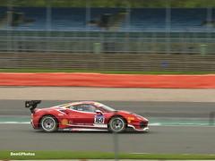 Johnny Laursen (BenGPhotos) Tags: 2017 ferrari racing days silverstone race motorsport autosport motor sport car red italian challenge coppa shell 488 johnny laursen formula