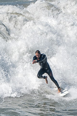 Surfing Photography, Taking A Dive (davidgibby) Tags: surfing surfingphotography surfers oceansidebeach sonya6300 sony18105mmlens