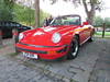 Porsche 911 Turbo Cabriolet RSR61R (Andrew 2.8i) Tags: queen queens square bristol breakfast club show meet classic car cars classics avenue drivers vehicle convertible open sports sportscar german 930 exotic cabriolet turbo 911 porsche