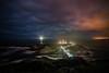 Hotel con vistas al mar (Daniel Pastor 70) Tags: asturias ribadeo islapancha noche nocturna mar night nightescape faro lighthause