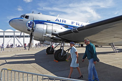 2017.06.23.137 LE BOURGET - 52° Salon  - Douglas DC-3C (F-AZTE - F-BBBE - cn.9172) (alainmichot93 (Bonjour à tous - Hello everyone)) Tags: 2017 france îledefrance seinesaintdenis aéroport 52esalondelaéronautique avion airplane meetingaérien douglas douglasdc3c fazte airfrance